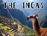 """The Incas"" – Original Printable Book/Slideshow (610L Lexile)"