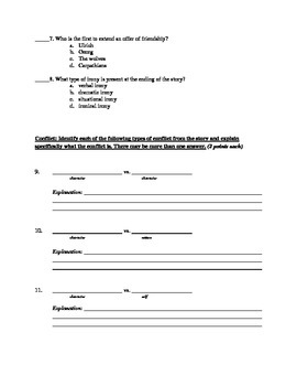 """""""The Interlopers"""" Teacher Bundle - Guided Reading Activities"""