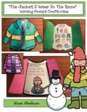 "Winter:""The Jacket I Wear In The Snow"" Writing Prompts & Retelling A Story Craft"