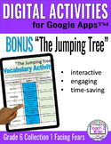 """""""The Jumping Tree"""" Digital Activities Collections Grade 6"""