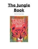 """""""The Jungle Book"""" Novel Study/Literature Circle Questions"""