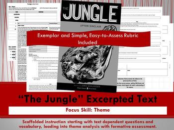 """The Jungle"" Excerpt"