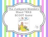 """The Junkyard Wonders"" Scoot Game (STAAR-aligned questions)"