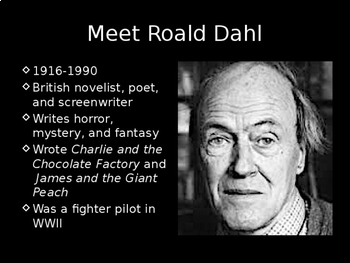 """The Landlady"" by Roald Dahl Unit Bundle"