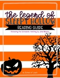 """""""The Legend of Sleepy Hollow"""" Reading Guide (Scholastic Retelling)"""