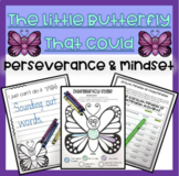 """""""The Little Butterfly That Could"""" Lesson Helpful Self Talk"""