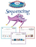 """""""The Little Piano"""" Sequencing Activity"""