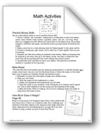 'The Little Red Hen': Math Activities