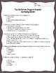 """The Little Rock Nine..."" Close Reading Worksheet for Code-X Unit 7"