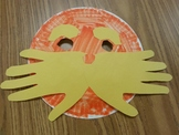 """The Lorax"" Make a Mask Craft"