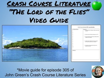 """""""The Lord of the Flies"""" Crash Course Literature Video Guide (Episode 305)"""