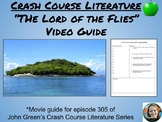 """The Lord of the Flies"" Crash Course Literature Video Guid"