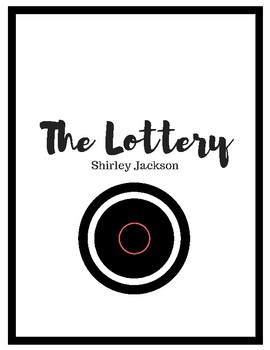 """The Lottery"" Short Story Activities"