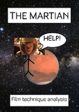 'The Martian' film technique analysis