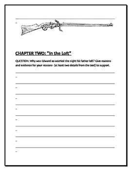 """The Matchlock Gun"" Companion Activity Workbook- NY State Social Studies"