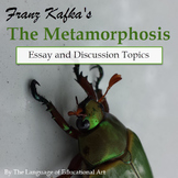 """The Metamorphosis"" Essay Response Questions"