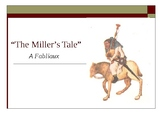 """The Miller's Tale"" Powerpoint"