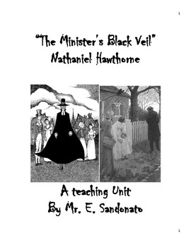 """The Minister's Black Veil"" (Hawthorne) - Reading for Meaning Analysis"