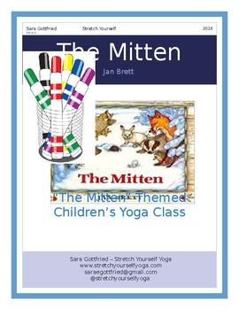 """The Mitten"" Yoga Lesson Plan"