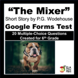 """""""The Mixer"""" Short Story Google Forms Test"""
