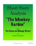 """The Monkey Garden"" from The House on Mango Street; Short Story"