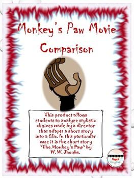 """""""The Monkey's Paw"""" Film Analysis"""