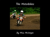 'The Motorbikes' Early reader