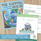 """""""The Napping House"""" Literacy Integration Lesson Plan"""