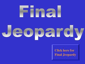 """""""The Odyssey"""" Jeopardy"""