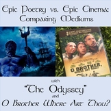 """""""The Odyssey"""" and O Brother Where Art Thou?  Comparing the Mediums!"""