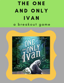 """""""The One And Only Ivan"""" Breakout Game"""