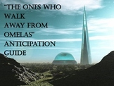 """""""The Ones Who Walk Away From Omelas"""" Anticipation Guide"""