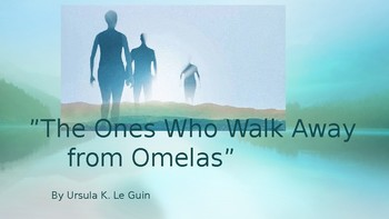 """""""The Ones Who Walk Away From Omelas"""" by Ursula K. Le Guin"""