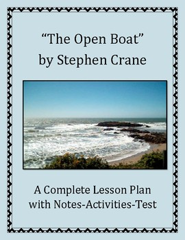 """The Open Boat"" by Stephen Crane: Notes, Close Reading, Quiz"