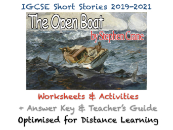 """""""The Open Boat"""" by Stephen Crane (IGCSE Short Stories)"""