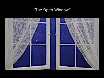 The Open Window by Saki