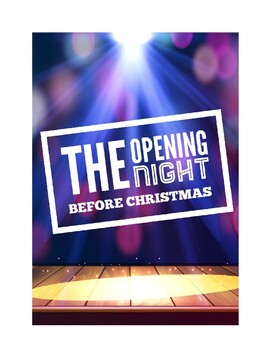 """""""The Opening Night Before Christmas"""""""