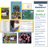 """The Outsiders"" MEGA BUNDLE - Includes an entire mock trial!"