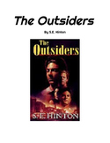 The Outsiders by S.E. Hinton Movie Assignment