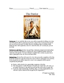 """The Patriot"" Activity Packet"