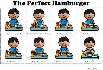 """""""The Perfect Hamburger"""" by Alexander McCall Smith - Reading comprehension tasks"""