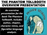 """The Phantom Tollbooth"" Overview Presentation"