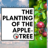 """The Planting of the Apple-Tree"" by William Cullen Bryant"