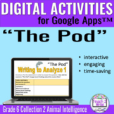 """""""The Pod"""" Digital Notebook Activities Collection 2 Close R"""