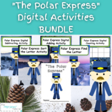 """The Polar Express"" Inspired Digital Activities"