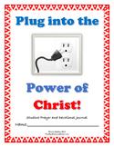 'The Power of Prayer' Bible Study Journal