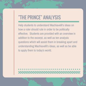 machiavelli the prince analysis