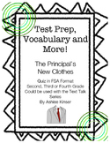 """The Principal's New Clothes - Text Talk - Test Prep - Comprehension"
