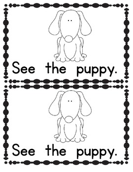 """The Puppy"" Level A Shared Text"