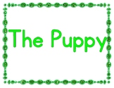 """""""The Puppy"""" Level A Shared Text"""